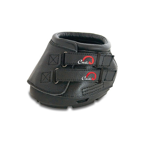 Cavallo Simple Boot With FOC Hoof Pick & Brush