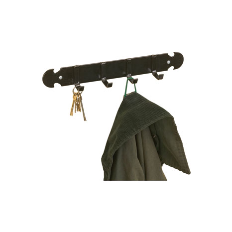 STUBBS Coat & Key Rack (S284)