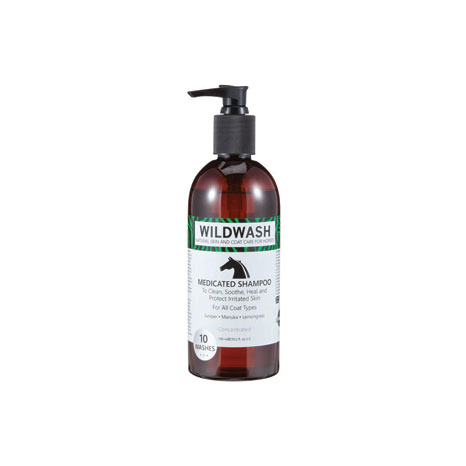 Wildwash Horse Shampoo Medicated