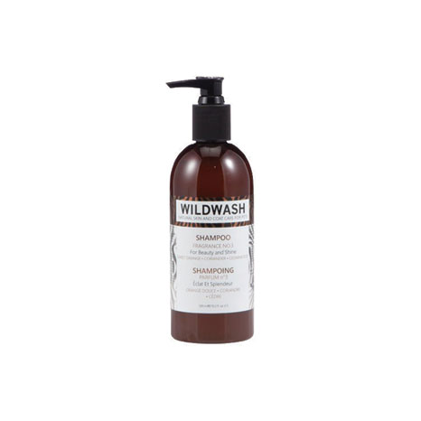 WildWash Dog Shampoo for Beauty and Shine Fragrance No.3
