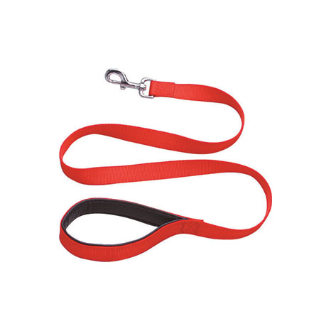 Companion Lead With Hand Loop Featuring Soft Neoprene Underlay