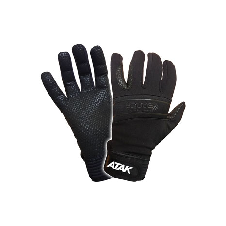 Atak Equus Equestrian Gloves Junior