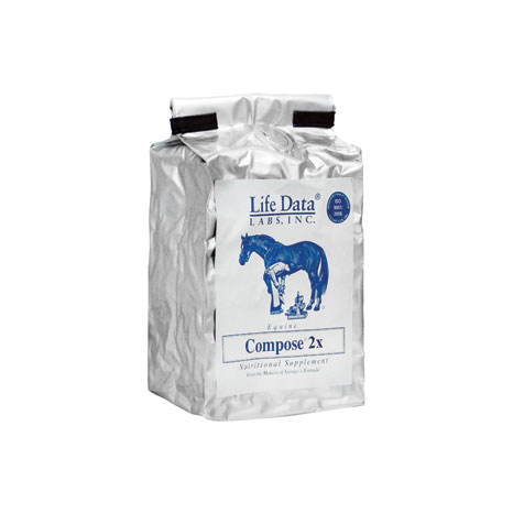 Compose 2X (Equine Calming Supplement)