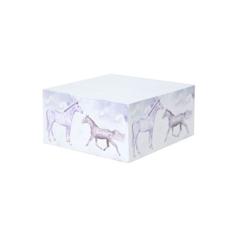 JP Equestrian Watercolour Collection Sticky Padblock