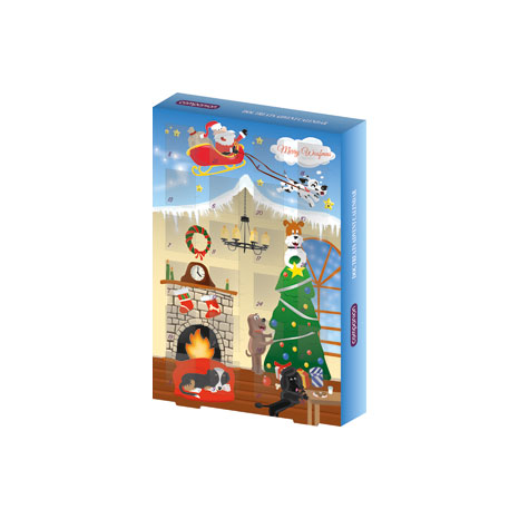 Companion Dog Treat Advent Calendar