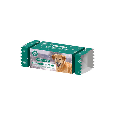 Companion Dog Treat Cracker
