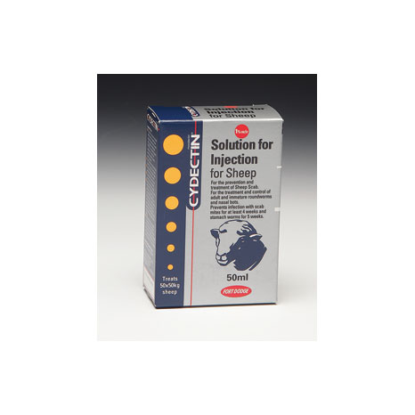 Cydectin LA Injection For Sheep