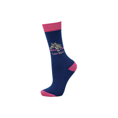 Riding Star Socks - (Pack of 3)
