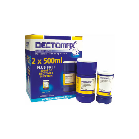 Dectomax Injection For Cattle & Sheep