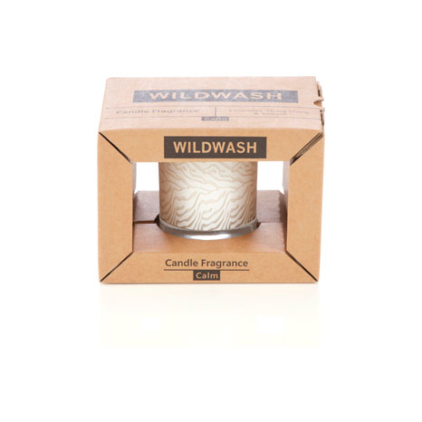 Wildwash Candle Calm