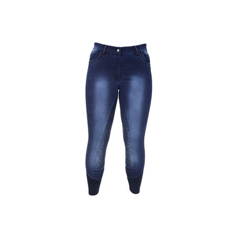 HyPERFORMANCE Cheltenham Denim Look Ladies Breeches