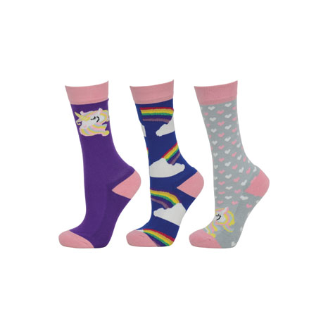 HyFASHION Unicorn Socks