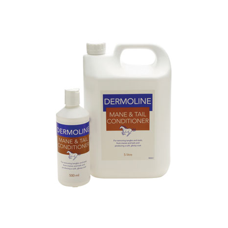 Dermoline Mane & Tail Conditioner