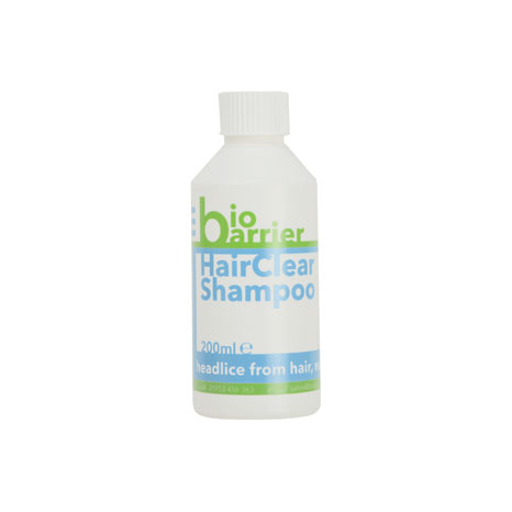 BioBarrier Hairclear Shampoo