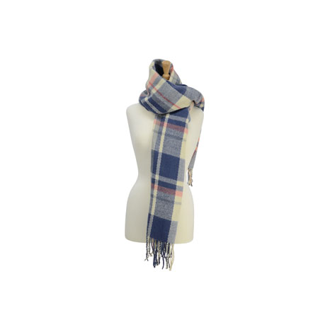 HyFASHION Ladies Supersoft Tartan Scarf