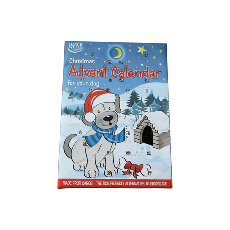 Dog Carob Advent Calendar