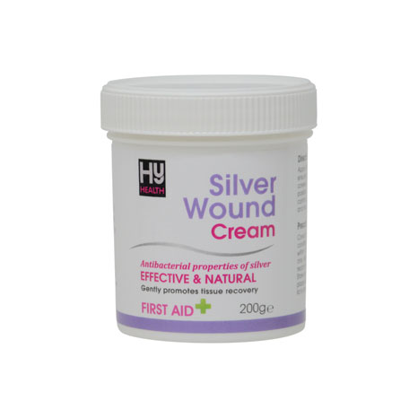HyHEALTH Silver Wound Cream