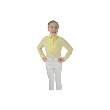 HyFASHION Children's Dedham Long Sleeved Tie Shirt