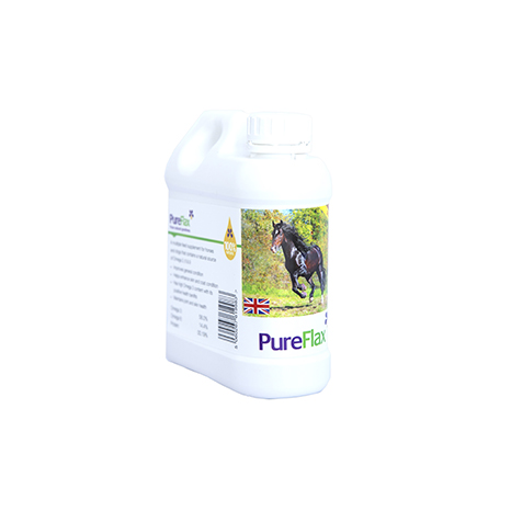 PureFlax Linseed Oil for Horses