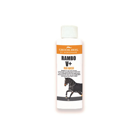 Groom Away Rambo V+ Rug Wash