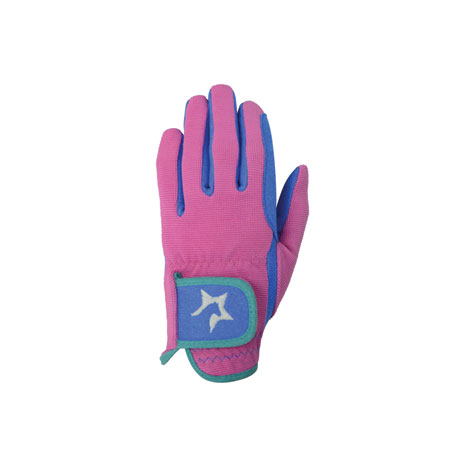 Hy5 Zeddy Three Tone Riding Gloves
