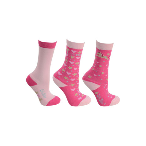 Little Rider Little Show Pony Socks