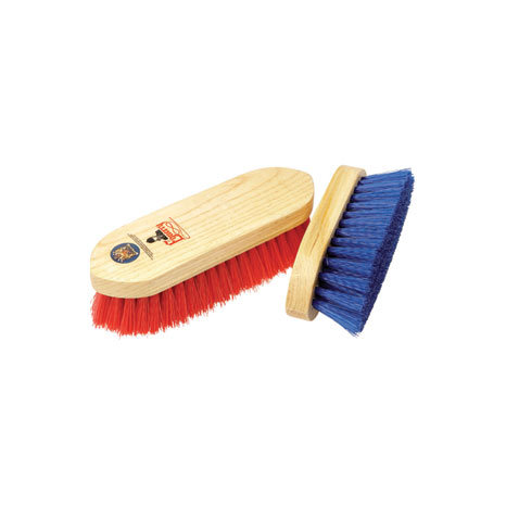Equerry Wooden Dandy Brush - Polypropylene