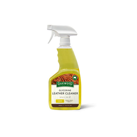 Oakwood Glycerine Leather Cleaner Spray