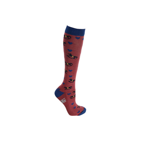 HyFASHION Rocking Horse Socks