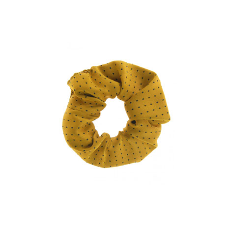 ShowQuest Pin Spot Scrunchie