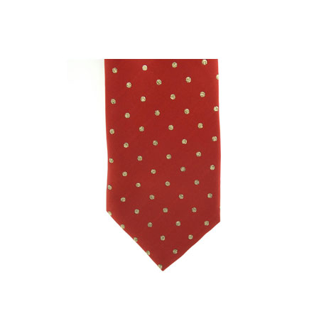 ShowQuest Lurex Spot Tie