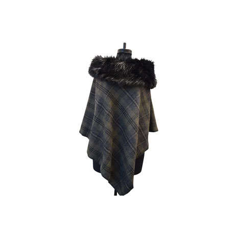 George & Dotty Tweed Katie Cape