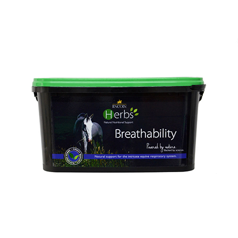 Lincoln Herbs Breathability