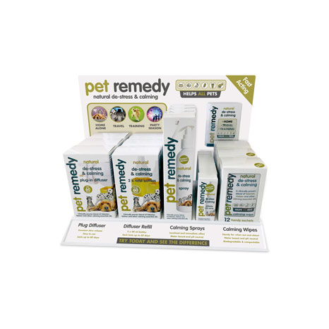 Pet Remedy Counter Display - Starter Pack