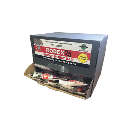Rodex 25 Whole Wheat Bait