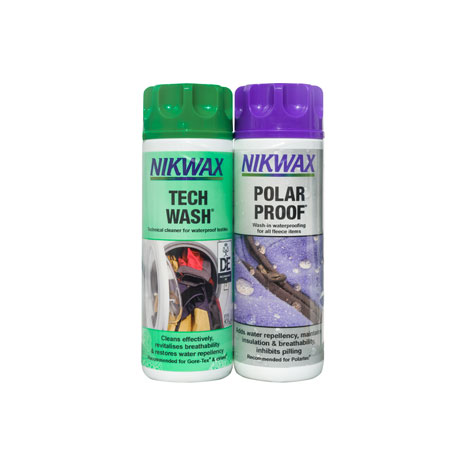 Nikwax Tech Wash/Polar Proof