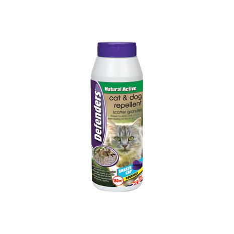 STV Cat and Dog Repellent Scatter Granules