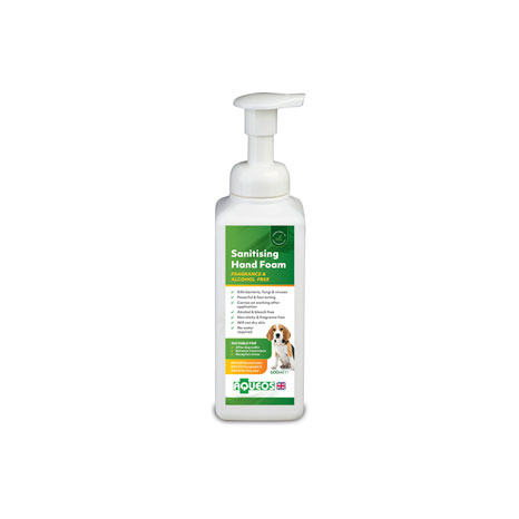 Aqueos Anti-Bacterial Canine Liquid Soap