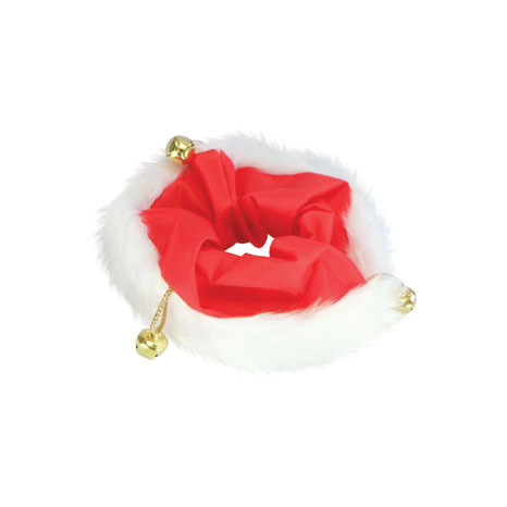 ShowQuest Christmas Scrunchie