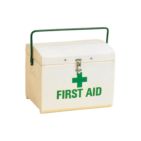 STUBBS First Aid Box (S57FA)