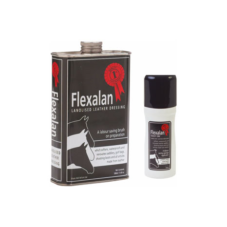 Flexalan Lanolised Leather Dressing