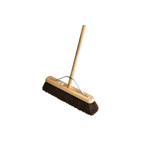 Platform Broom with Handle and Stay