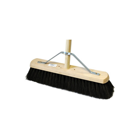 Platform Broom with Handle