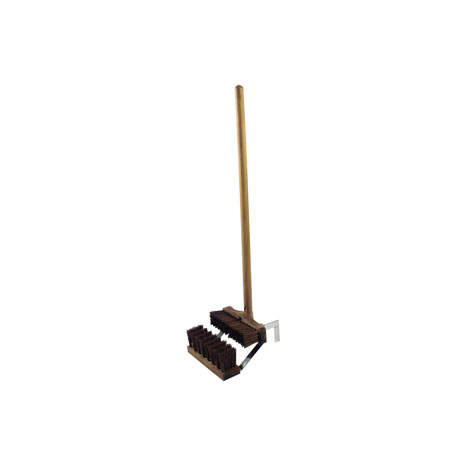 Stiff Boot Wiper with Handle