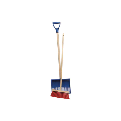 Fyna-Lite Kids Shovel And Broom Set