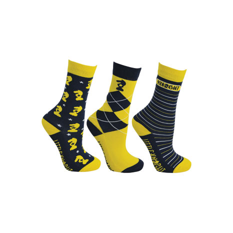 Lancelot Socks by Little Knight (Pack of 3)