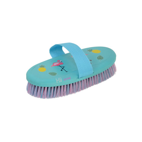 HySHINE Flamingo Body Brush