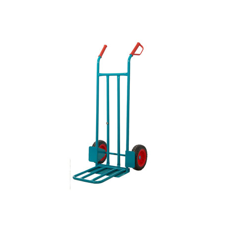GPC Heavy Duty Steel Sack Truck with Folding Toe (GI704R)