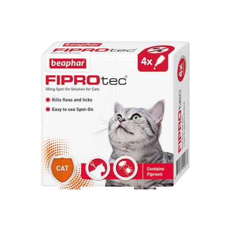 FIPROtec Spot On Cat