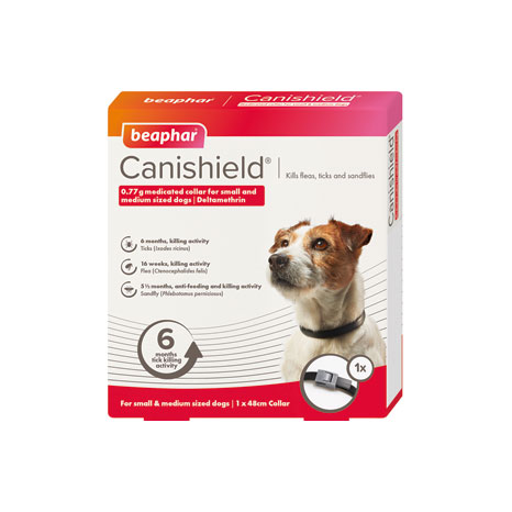 Canishield Tick Collar